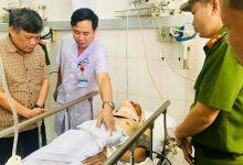 """Photo of Chiến sĩ CSGT bị """"quái xế"""" 16 tuổi húc văng tại Hải Phòng bị xuất huyết não, không tỉnh táo"""
