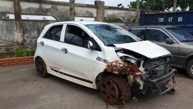 Photo of Nghi vấn cảnh sát giao thông lái ô tô tông chết người rồi bỏ chạy 