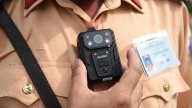 Photo of CSGT lần đầu sử dụng camera đeo cổ trong cuộc tổng kiểm tra
