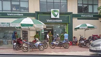 Photo of Nguyên cán bộ Công an huyện nổ súng tại ngân hàng Vietcombank