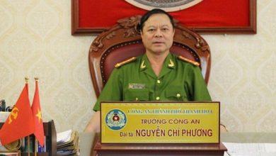 Photo of Tước quân tịch Trưởng Công an thành phố Thanh Hóa
