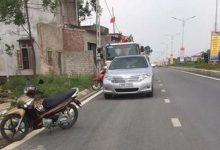 Photo of Giám đốc dí súng vào đầu tài xế xe cẩu đe dọa sau va chạm giao thông