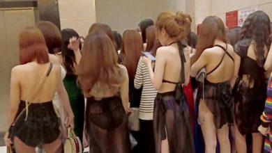 """Photo of Đột kích Dragon-K Sài Gòn phát hiện dàn tiếp viên mặc đồ xuyên thấu nội y sẵn sàng chiều khách """"tới bến"""""""