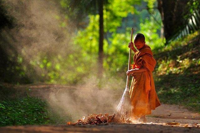Phật Giáo Kim Cương Thừa cho rằng giác ngộ là bản chất bẩm sinh trong tâm hồn mỗi người
