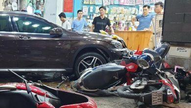 Photo of Danh tính nữ tài xế lái xe Mercedes GLA đâm liên hoàn ở TP. HCM