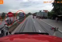 Photo of Thượng tá CSGT phản bác suy luận xe CSGT đỗ giữa đường khiến xe tải đánh lái đè chết 5 người