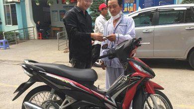 Photo of Tài xế Grab bị cắt cổc cướp tài sản ở Thủ Đức được tặng xe máy
