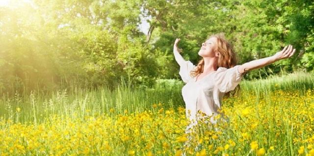 Lục dục của 6 đối tượng bên ngoài cũng chính là tình cảm bạn dành cho thiên nhiên, cho cái đẹp mà mình nghe thấy, nhìn thấy