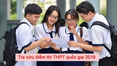 Photo of Hướng dẫn tra cứu điểm thi tốt nghiệp THPT năm 2019 nhanh nhất