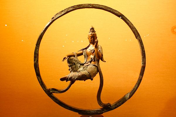 """Biểu tượng của tinh thần """"vô ngã"""" trong Phật giáo"""