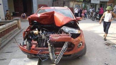 Photo of Danh tính lái xe Ford EcoSport gây tai nạn liên hoàn ở Thanh Oai, Hà Nội