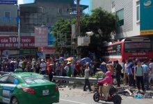 Photo of Xe khách đâm hàng loạt ô tô, xe máy tại Quảng Ninh khiến nhiều người thương vong