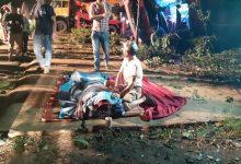 Photo of Xe khách lật trong đêm khiến hàng chục người thương vong