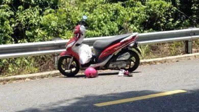Photo of Xe máy mất lái khi đổ đèo tại bán đảo Sơn Trà, hai bà cháu rơi xuống vực tử vong