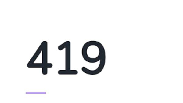 """Con số 419 nghĩa là """"tình một đêm"""""""