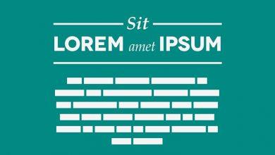 Lorem ipsum là gì? Nguồn gốc và những cách sử dụng khoa học