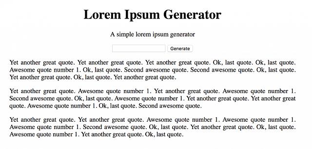 Lorem ipsum là nhiều dòng chữ được lặp đi lặp lại nhiều lần cho đến khi đủ 1 đoạn