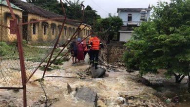 Photo of Cơn bão số 3 làm ít nhất 6 người chết, 14 người mất tích trong mưa lũ