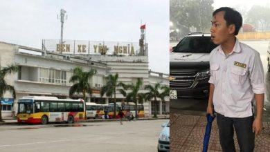 Photo of Tài xế taxi Hoàn Kiếm tát ba phụ nữ, đánh vỡ kính tại bến xe Yên Nghĩa