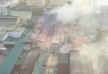 Photo of Không ăn thực phẩm trong bán kính 1km từ vụ cháy nhà máy Rạng Đông