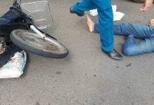 Photo of Thượng úy CSGT bị đối tượng vi phạm giao thông tông nứt xương chậu