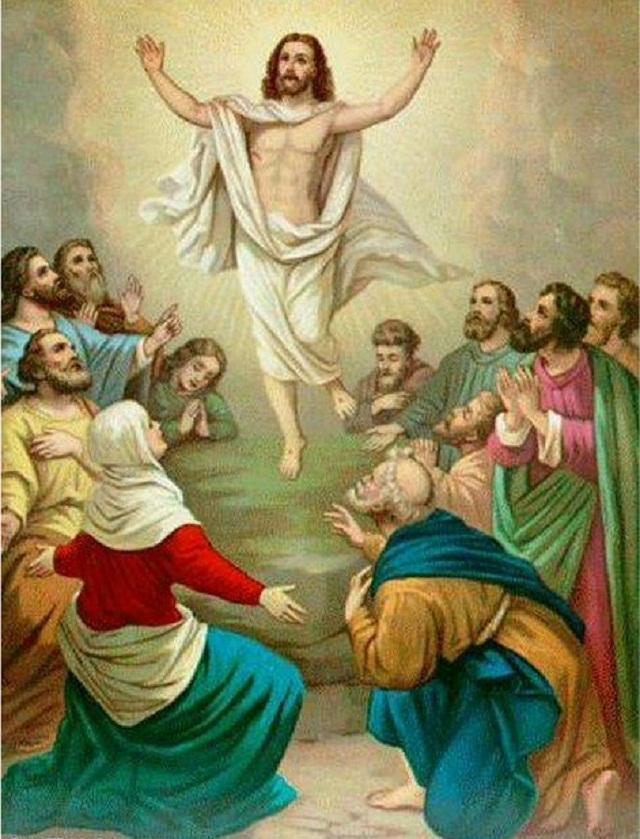 Chúa cứu thế xuất hiện với hình ảnh của con người để cứu con người