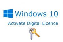 Active Windows 10 - Kích hoạt bản quyền kỹ thuật số mới nhất