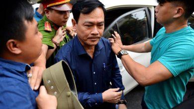 Photo of Bị cáo Nguyễn Hữu Linh nhận án phạt 18 tháng tù giam