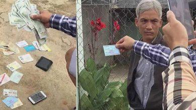 """Photo of Bắt """"tại trận"""" phó Viện trưởng VKSND nhận hối lộ 2.500 USD"""