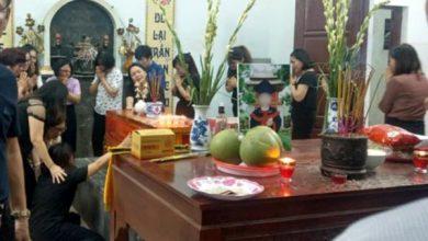Photo of Tang lễ lúc nửa đêm tiễn bé 6 tuổi bị bỏ quên trên xe đưa đón học sinh