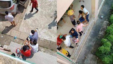 Photo of Cháu bé đang ngủ ở Bắc Giang bị bác ruột chém đứt lìa tay