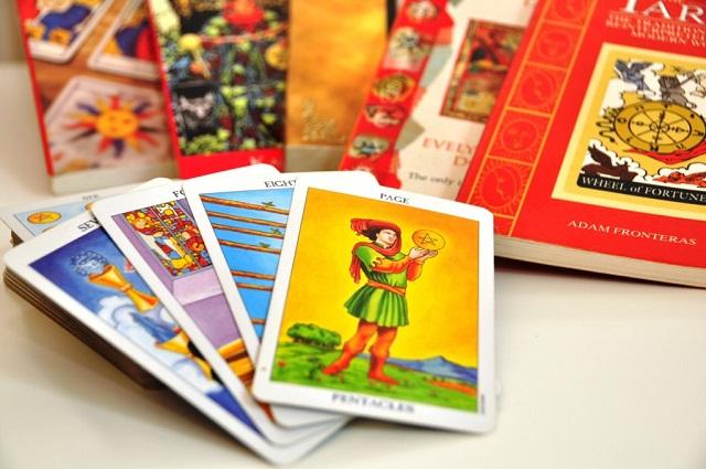 Bài Tarot đúng với những người tin vào ẩn ý mà nó mang đến