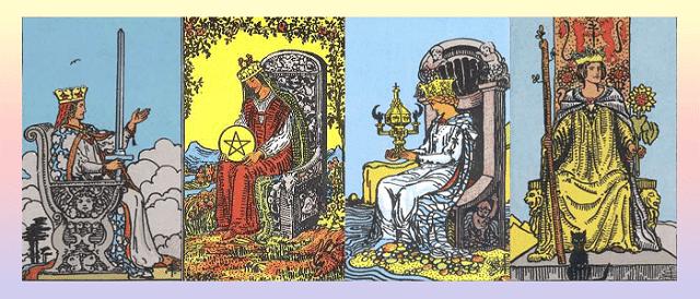 Ý nghĩa của bộ Hoàng Gia trong bài Tarot