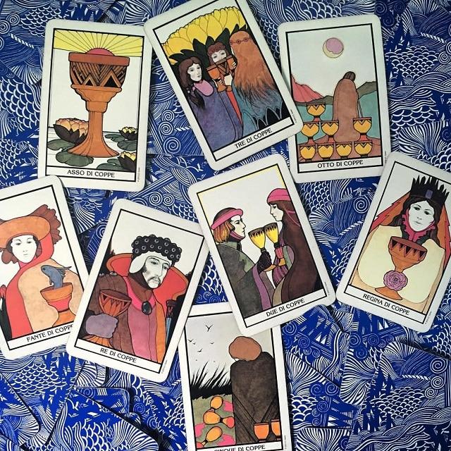Bài Tarot đã xuất hiện từ rất lâu về trước