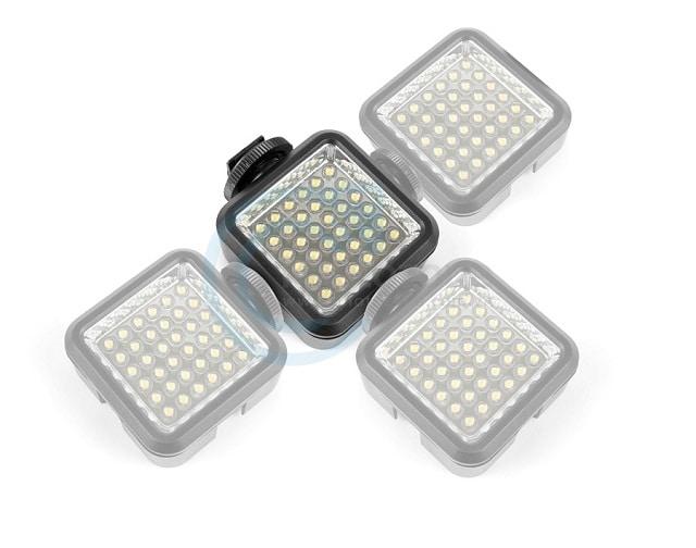 Đèn LED siêu sáng có lớp vỏ bảo vệ chắc chắn