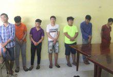 Photo of Bắt 8 thanh niên đại náo đường phố, rượt chém lực lượng tuần tra