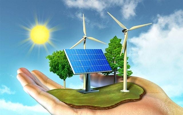 Năng lượng sinh khối là năng lượng tái tạo