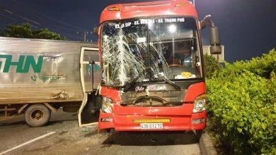 Photo of Tai nạn liên hoàn trên QL1 khiến hàng chục hành khách la hét hoảng loạn