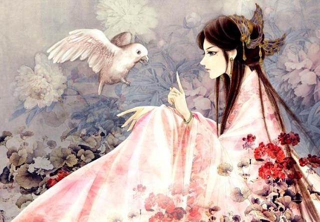 Có nhiều thuật ngữ dùng trong truyện ngôn tình Trung Quốc