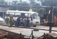 Photo of Đột kích nhà xưởng chứa 13 tấn vật liệu sản xuất ma túy của người Trung Quốc