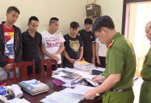 """Photo of Triệt phá hàng loạt các ổ nhóm """"tín dụng đen"""" ở Phú Thọ"""