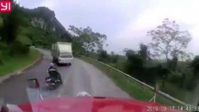 Photo of VIDEO: Xe container minh oan cho tài xế xe tải, tình huống nhiều tranh cãi
