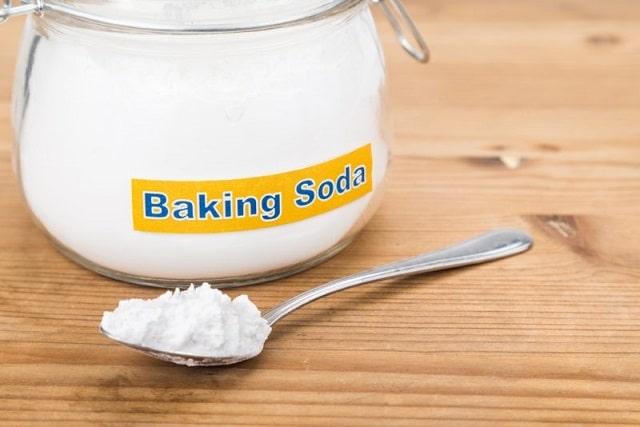 Bạn có thể sử dụng Baking soda để trị vết thâm trên mông sau một thời gian sử dụng