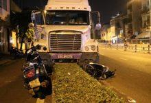 Photo of Bắt giam tài xế container phê ma túy tông chết người