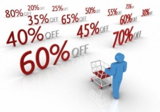 Chiết khấu sẽ giúp bạn nâng cao được doanh số bán hàng của công ty