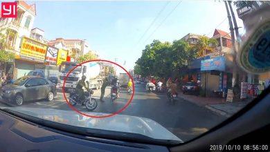 Photo of Vụ đôi nam nữ ngã nhào ở ngã tư, công an nói chỉ đang sang đường