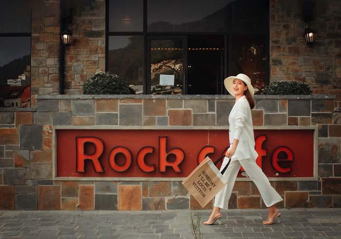 Chụp ảnh sang chảnh tại Rock Cafe Tam Đảo