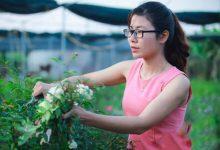 """Photo of Nữ """"tỷ phú"""" 9X giữa Hà Nội nhờ khởi nghiệp với hoa hồng"""