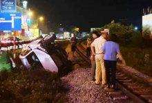 Photo of Vượt đường sắt bất cẩn, Phó Bí thư Huyện ủy ở Thanh Hóa bị tàu hỏa tông tử vong