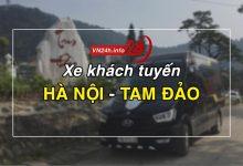 Photo of Xe khách tuyến Hà Nội – Tam Đảo